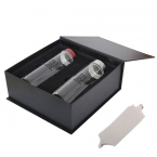 Promotional products: GLASS BOTTLE GIFT SET