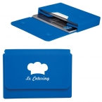Promotional products: SILICONE CARD HOLDER