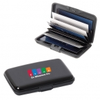 Promotional products: THE BODYGUARD CARD HOLDER WITH RFID PROTECTION