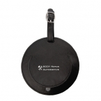 Promotional products: ROUND LUGGAGE TAG