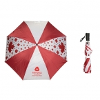 Promotional products: FOLDING CANADA UMBRELLA