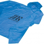 Promotional products: VINYL RAIN PONCHO