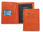 Promotional products: Nappa Leather Passport Case