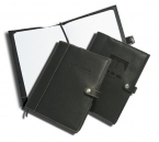 Promotional products: Pembrook Leather Notebook