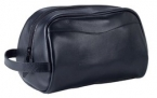 Promotional products: Nappa Leather Cosmetic/Travel Bag