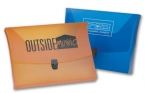 Promotional products: Poly Case with Buckle Closure