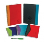 Promotional products: Euro Rigid cover 2-Tone Journal