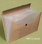 Promotional products: Recycled Expandable File Folder