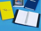 Promotional products: Hard Cover Junior Size Tally Book