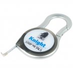 Promotional products: Xl carabiner tape measure