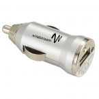 Promotional products: Usb single port car charger