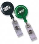 Promotional products: Round Secure-A-Badge™