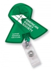 Promotional products: Awareness ribbon secure-a-badge™