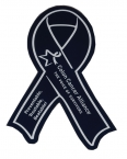 Promotional products: Small Awareness Ribbon Magnet