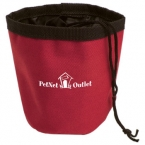 Promotional products: Perky pet treat container