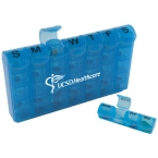 Promotional products: 28 compartment med minder