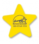 Promotional products: Star Flexible Magnet