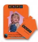 Promotional products: House Photo Magnet