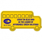 Promotional products: Bus Magnet