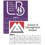 Promotional products: Rectangle Calendar Magnet