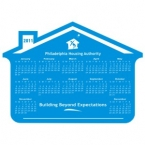 Promotional products: House Calendar Magnet