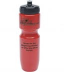 Promotional products: 28 Oz. Bike Bottle