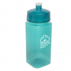 Promotional products: 16 Oz. Polysure™ Squared-up Bottle