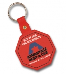 Promotional products: Stop Sign Flexible Key-tag