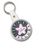 Promotional products: Circle Flexible Key-tag