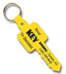Promotional products: Key Flexible Key-tag