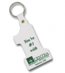 Promotional products: #1 Key Tag Flexible Key-tag