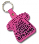 Promotional products: Phone Flexible Key-tag