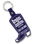 Promotional products: Boot Flexible Key-tag