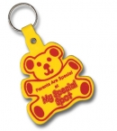 Promotional products: Teddy Bear Flexible Key-tag
