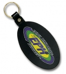 Promotional products: Large Oval Flexible Key-tag
