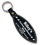 Promotional products: Surfboard Flexible Key-tag