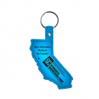Promotional products: California Flexible Key-tag