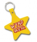 Promotional products: Star Flexible Key-tag
