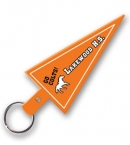 Promotional products: Pennant Flexible Key-tag