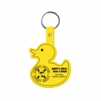 Promotional products: Duckie Flexible Key-tag