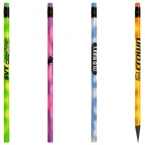 Promotional products: Jo-bee Recycled Mood Pencil W/matching Eraser