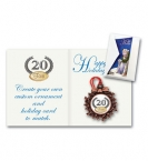 Promotional products: Holiday wishes 5� x 7�