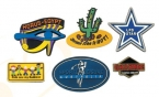Promotional products: Pvc lapel pins