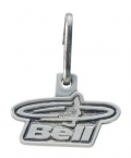 Promotional products: Zipper pulls pewter
