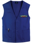 Promotional products: Twill staff / clerk vest
