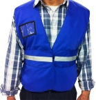 Promotional products: Twill Safety vest, Reflective Tape (3M)