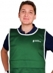 Promotional products: Twill 2-tone event bib