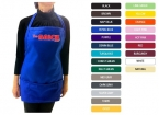 Promotional products: Twill mid-length apron 3 pockets 27x24