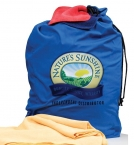 Promotional products: Poplin Laundry Bag 18x28