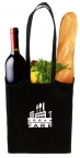 Promotional products: Canvas Wine Tote